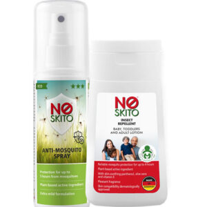 NoSkito Body Lotion and Body Spray